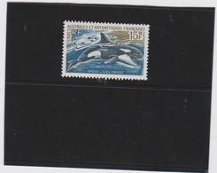 TAAF 1 T Neuf Xx 1969  N°YT 30 Orque - Ballenas