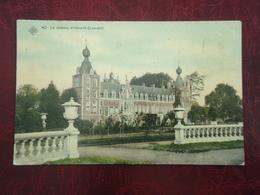 Héverlé  Le Chateau D' Héverlé ( Louvain )   SBP Nr. 40  Kleur  ( 2 Scans ) - Leuven