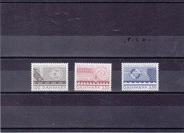 DANEMARK 1983  SERVICES DE SECOURS Yvert 790-792 NEUF** MNH - Denemarken