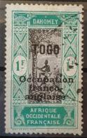 TOGO 1916 - Canceled - YT 98 - 1F - Gebraucht