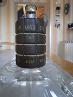 Grenade Inerte M 63 Armee Belge - Decotatieve Wapens