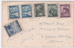 CP De SALSBURG - 1918-1945 1ère République