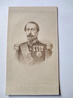 CDV Empereur Napoléon III - TBE - Photos