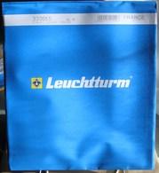 """Leuchtturm - Feuilles BLANCO Titrée """"FRANCE"""" (paquet De 12) - Fogli Bianchi"""