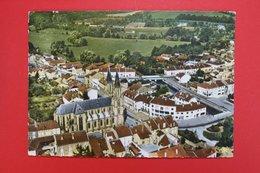23951  CPM   BLAMONT  : Vue Aérienne Sur Le Centre !!  Joli Carte Photo    !!    ACHAT DIRECT !! - Blamont