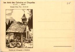 Vielsalm Arlon - Les Amis Des Calvaires Et Chapelles - Vielsalm