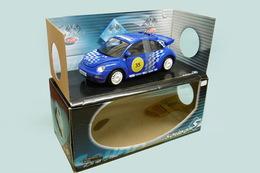 Solido - VW VOLKSWAGEN NEW BEETLE 1999 Racing Rallye Réf. 9033 Neuf NBO 1/18 - Solido