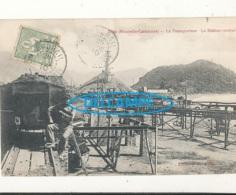 NOUVELLE CALEDONIE ))  Le Transporteur   La Station Centrale   THIO - Nouvelle Calédonie