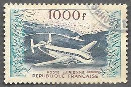 FRANCE  1954  -  PA 33 - Oblitéré - Cote 20e - 3° Choix - Aéreo