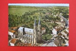 23953  CPM   BLAMONT  : Superbe  Vue Aérienne Sur Le Centre Et L'Eglise !! 1969  !! ACHAT DIRECT !! - Blamont