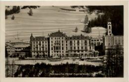 Pontresina - Hotel Kronenhof - GR Graubünden