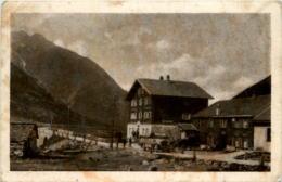 Disentis - Hotel Lukmanier Hospiz - GR Graubünden