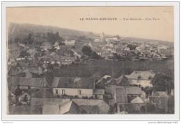 51 - LE MESNIL SUR OGER VUEGÉNÉRALE CLOS TARIN - 27 NOVEMBRE 1918 - 2 Scans - - Autres Communes