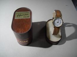 Montre YEMA Fonctionne Très Bien Avec Boite Et Certificat De Garantie Vendue à Arlon Chez Henrion 1990 - Watches: Jewels