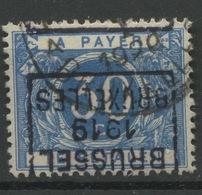 30c  15A Ø    TAXE Avec Nom De Ville Roulette      Cote 20,-€ - Stamps