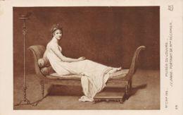 Louvre (Musée) - David - Portrait De Mme Récamier - Musées