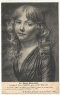 Musée Carnavalet - Portrait De Manon Philipon, Plus Tard Mme Roland - Geschiedenis