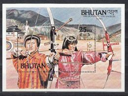 Bhutan - OLYMPIC GAMES 1984 MNH - Bhutan