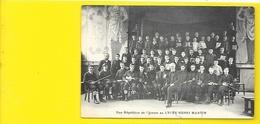 SAINT QUENTIN Rare Lycée H. Martin Répétition Musique (Cantelon) Aisne (02) - Saint Quentin