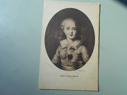 FAMILLES ROYALES PORTRAIT DU DUC D'ANGOULEME LOUIS DE FRANCE 1775-1884 LOUIS ANTOINE D'ARTOIS - Koninklijke Families