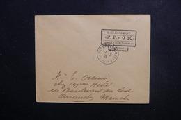 SAINT PIERRE ET MIQUELON - Enveloppe En PP De Saint Pierre Pour La France En 1926 - L 49292 - Lettres & Documents