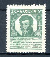 Pologne   Y&T   336    X    ---    Faible Charnière  --  TTB - 1919-1939 République