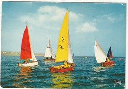 Les Joies De La Mer - Régate - Segelboote