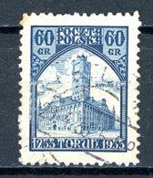 Pologne   Y&T   363   Obl    ---   TTB - 1919-1939 République