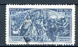 Pologne   Y&T   367   Obl    ---   TTB - 1919-1939 République