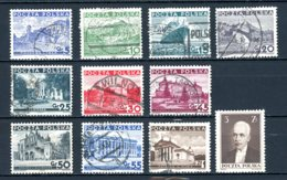 Pologne   Y&T   379 - 389    Obl    ---   TTB - 1919-1939 République
