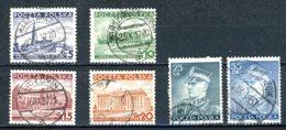 Pologne   Y&T   391 - 396    Obl    ---   TTB - 1919-1939 République