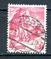Pologne   Y&T   424    Obl    ---   TTB - 1919-1939 République