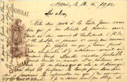 Paris - Exposition 1900 - Suchard - Frankreich
