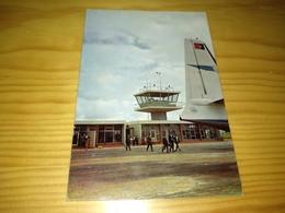 """Postcard Africano """"Vila Cabral, Aeroporto, Airport"""" Moçambique - Mozambique"""