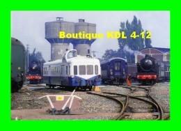 AL 434 - Autorail Picasso X 3953 Au Dépôt - TRAPPES - Yvelines  - SNCF - Trains