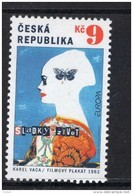 CEPT Plakatkunst / Poster Art Tschechien 354  Postfrisch MNH ** - Europa-CEPT