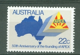 Australia: 1981   50th Anniv Of APEX     MNH - Mint Stamps
