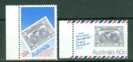 Australia: 1981   50th Anniv Of Official Australia - UK Airmail Service    MNH - 1980-89 Elizabeth II