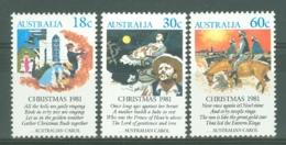 Australia: 1981   Christmas    MNH - Mint Stamps