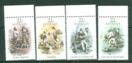 Australia: 1981   Gold Rush Era    MNH - Mint Stamps