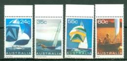 Australia: 1981   Yachts     MNH - Mint Stamps