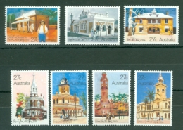 Australia: 1982   Historic Australian Post Offices     MNH - Mint Stamps