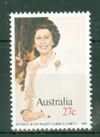 Australia: 1982   Queen's Birthday     MNH - Mint Stamps