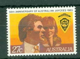 Australia: 1983   50th Anniv Of Australian Jaycees     MNH - Mint Stamps