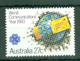 Australia: 1983   World Communication's Year     MNH - Mint Stamps
