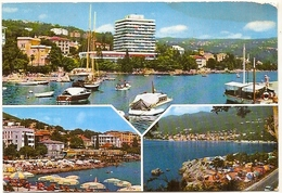 Opatija - Traveled FNRJ - Kroatië