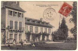 65 - B56646CPA - MAUBOURGUET - Chateau Belle -Allee - Bon état - HAUTES-PYRENEES - Maubourguet