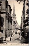 75004 PARIS - Perspective De La Rue Saint Louis En L'ile - Arrondissement: 04