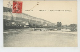 COUZON - Les Carrières Et Le Barrage - Andere Gemeenten