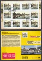 Bund Markenheftchen 85 175 Jahre Sächsische Dampfschifffahrt 2011 ESST Bonn - [7] República Federal